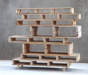 32 diy pour recycler vos palettes. Black Bedroom Furniture Sets. Home Design Ideas