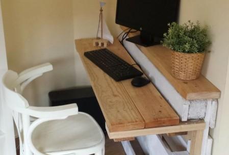 étagère palettes bois recup les choses simples