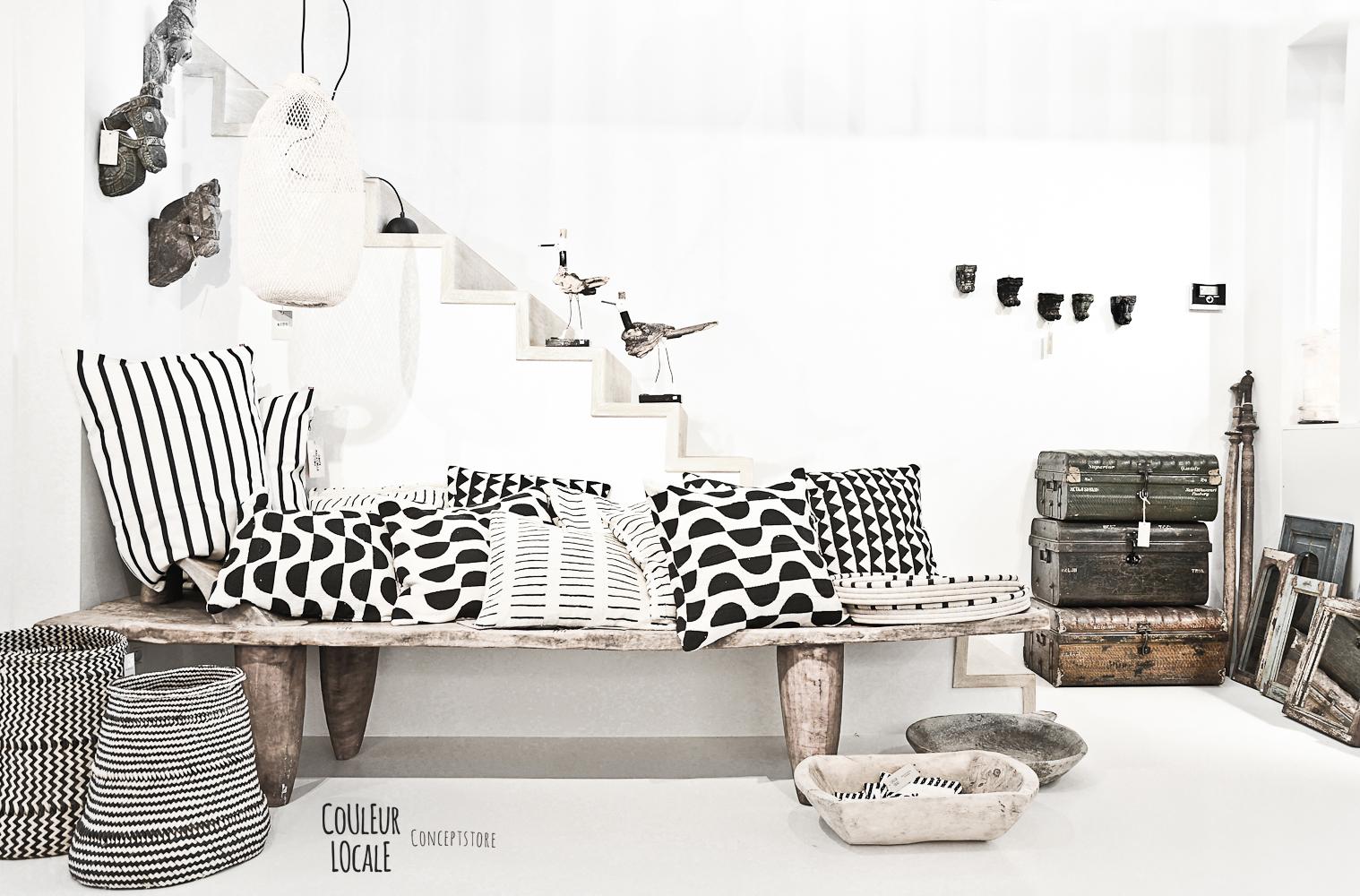 COULEUR LOCALE Concept store