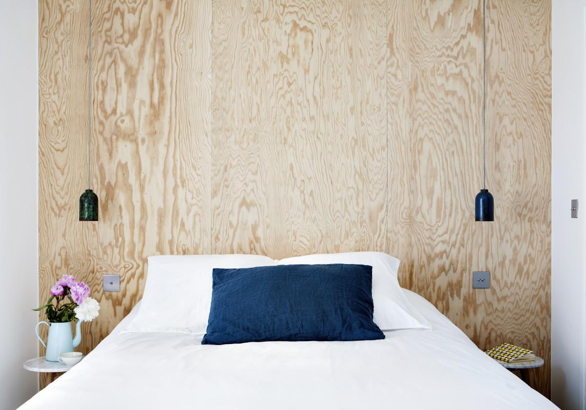 Hotel henriette for Tete de lit bureau