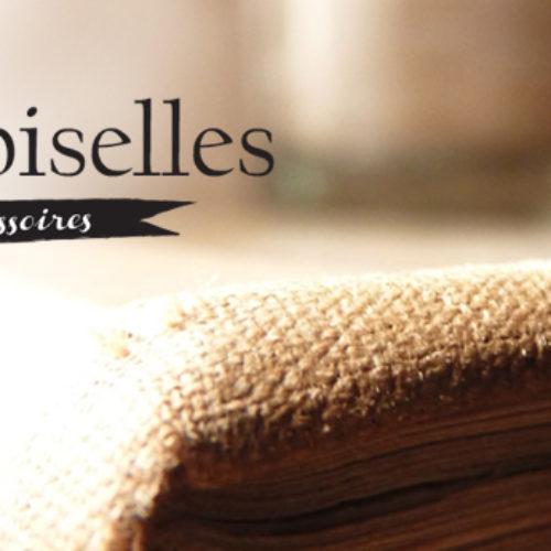 LES DEMOISELLES vente en ligne de sacs, coussins et bougies
