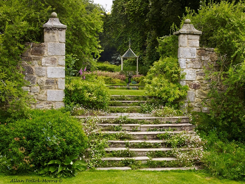 les jardins de kerdalo bretagne