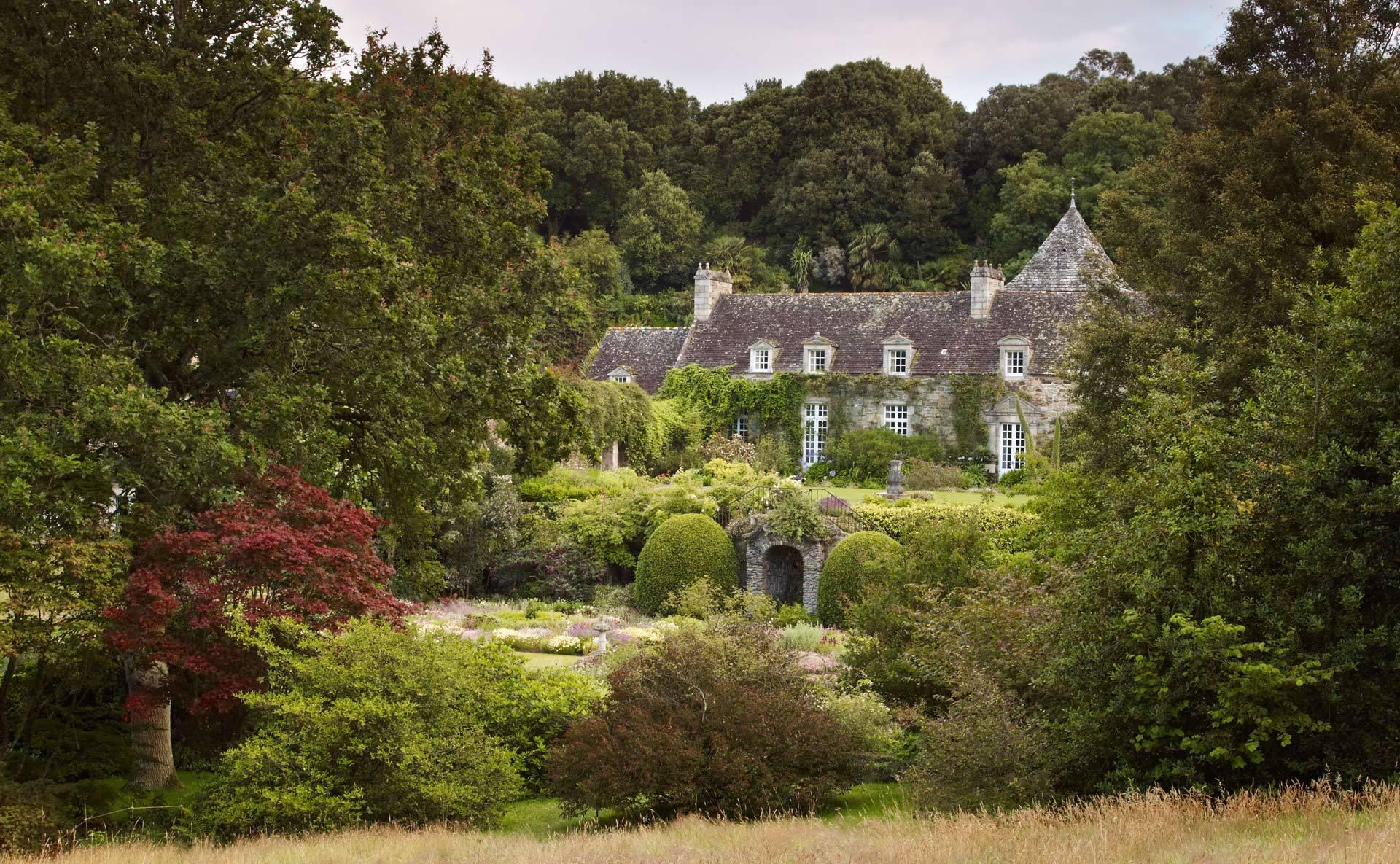 Les jardins de kerdalo bretagne for Jardin kerdalo