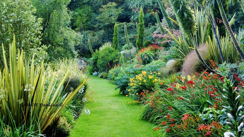 les terrasses jardins de kerdalo