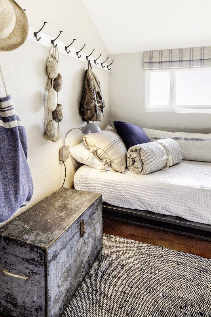 Inspiration bord de mer - Deco chambre bord de mer ...