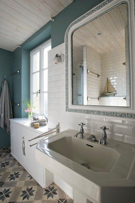 salle-de-bain - Les choses simples