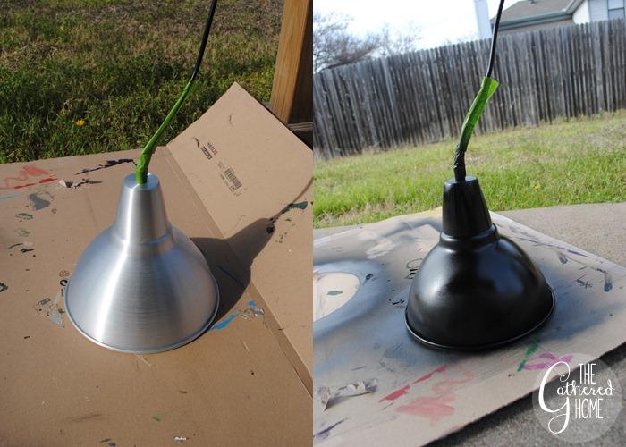 Diy suspension en cuivre - Lampe pipistrello copie ...
