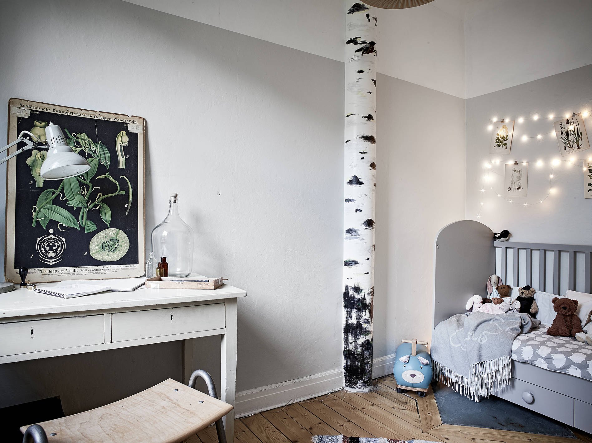 adopter le style suedois. Black Bedroom Furniture Sets. Home Design Ideas