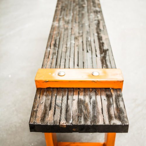DIY recycler ses vieilles chaises en bancs