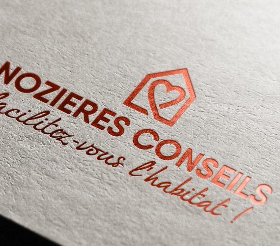 Logo Nozières conseils