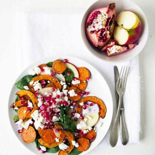 Recette du jour : Salade d'Automne