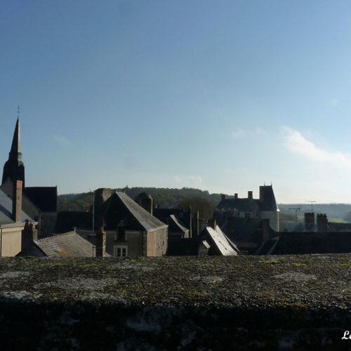 Sainte-Suzanne en Mayenne