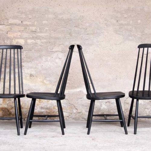 CHAISES VINTAGE SCANDINAVES