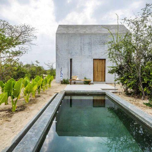 La CASA TINY au Mexique pour une slow expérience